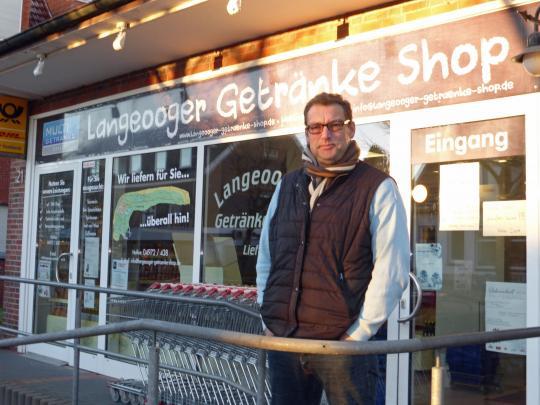 Aus Getränke Lottmann wird wieder der Langeooger-Getränke-Shop ...